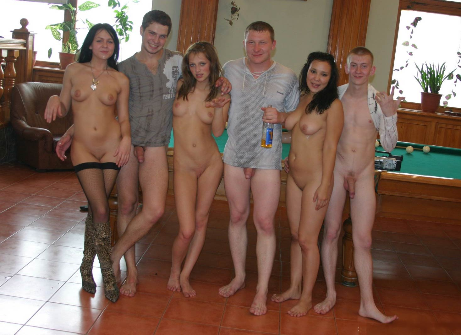 Nude Teen People